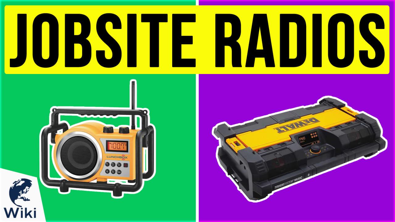 10 Best Jobsite Radios