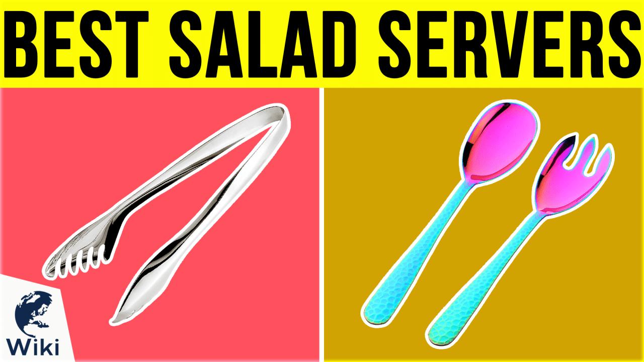 10 Best Salad Servers
