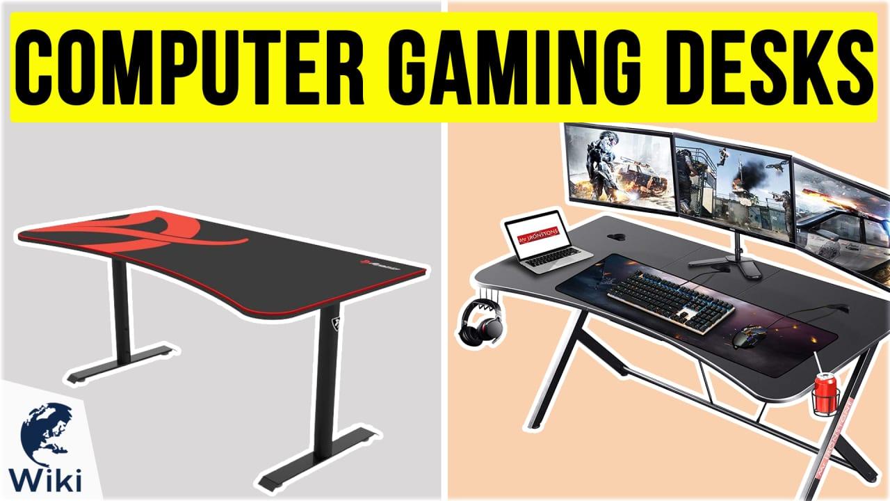10 Best Computer Gaming Desks