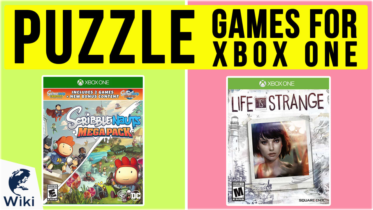 7 Best Puzzle Games For Xbox One
