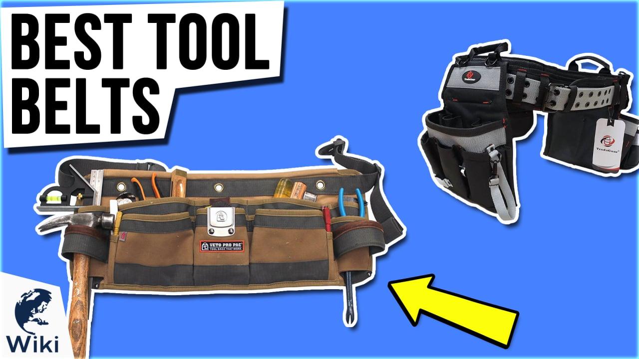 10 Best Tool Belts