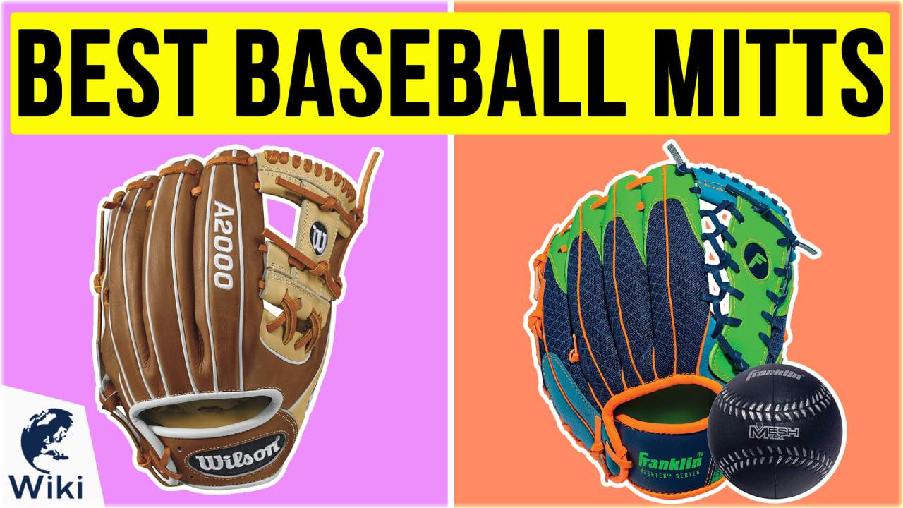 10 Best Baseball Mitts