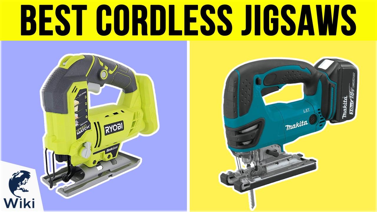 10 Best Cordless Jigsaws