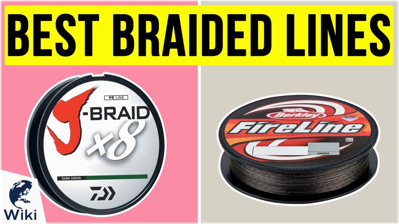 10 Best Braided Lines