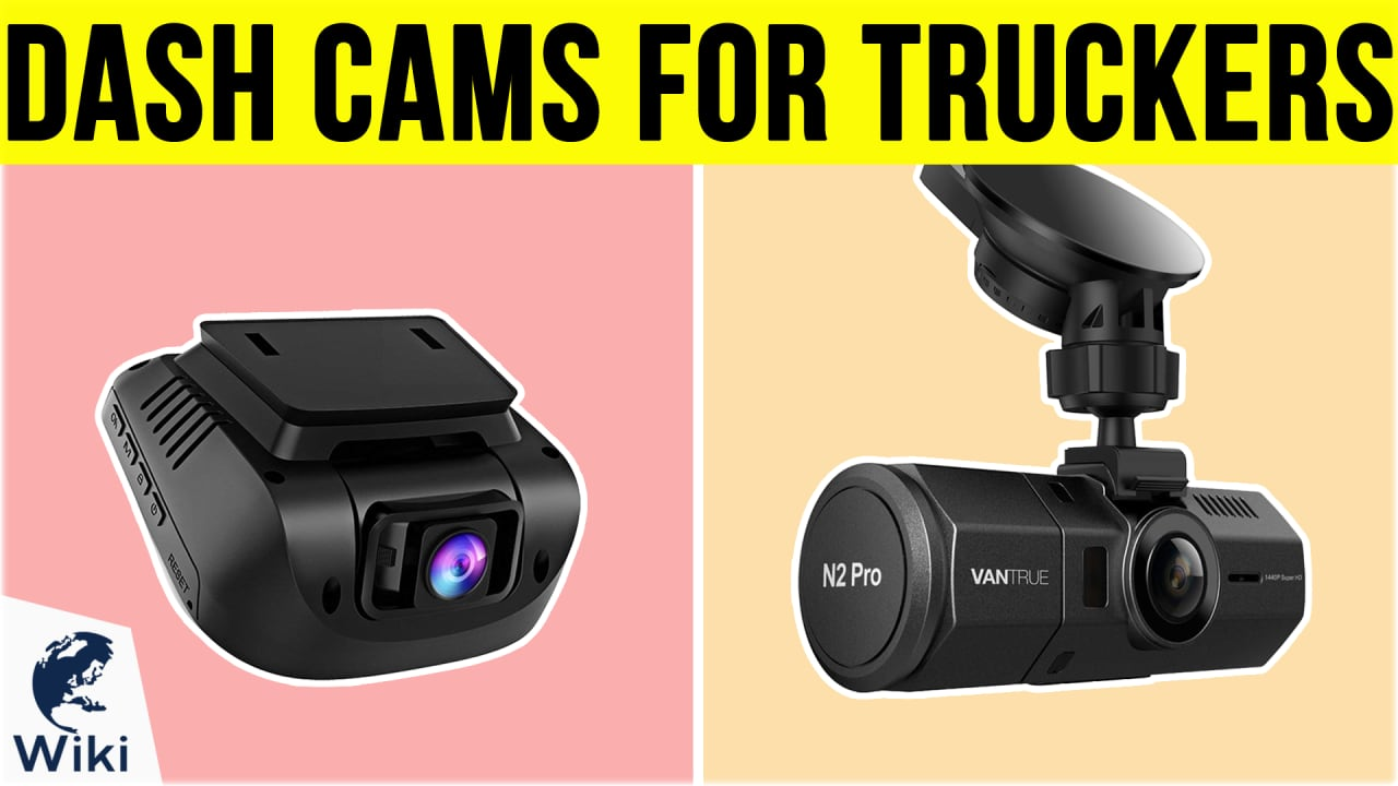 9 Best Dash Cams For Truckers