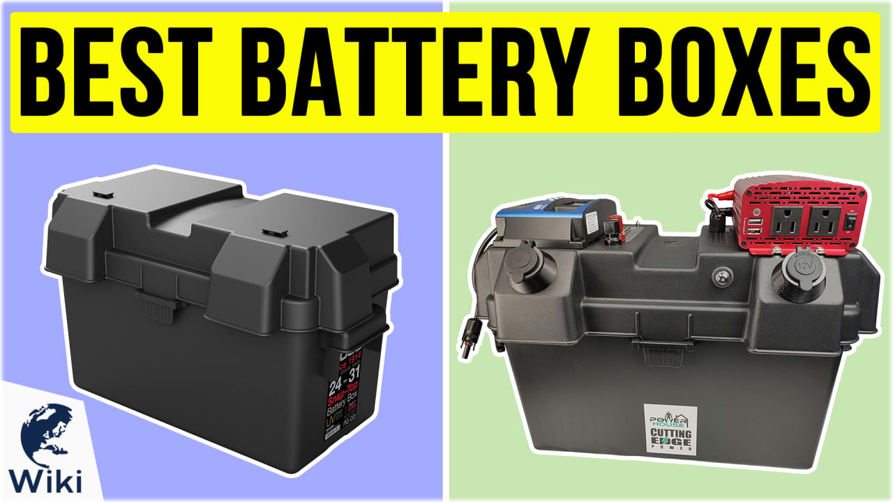10 Best Battery Boxes
