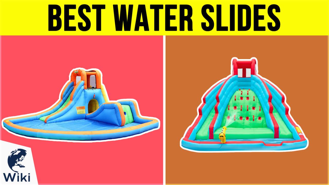 10 Best Water Slides