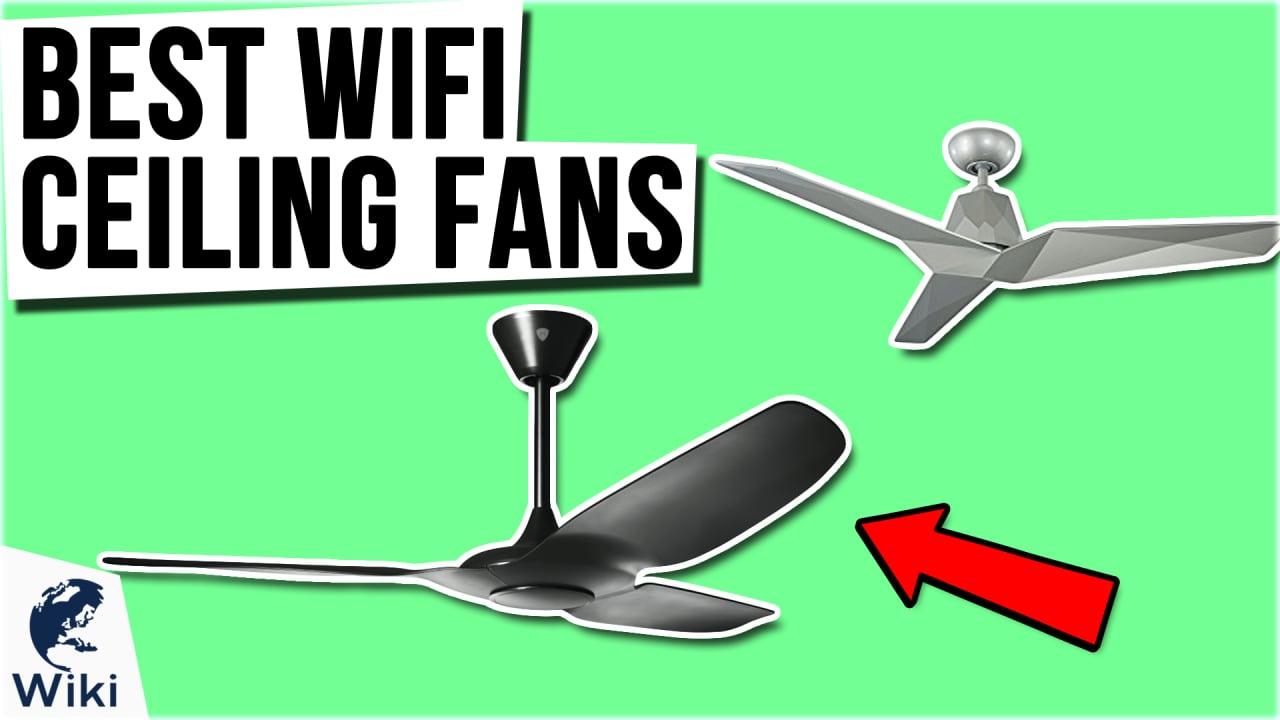 6 Best WiFi Ceiling Fans