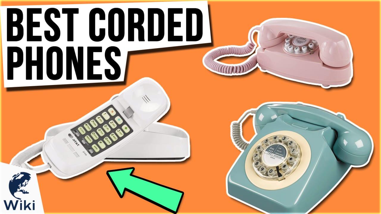 10 Best Corded Phones