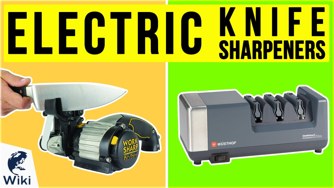 10 Best Electric Knife Sharpeners