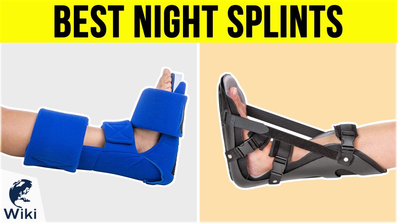 10 Best Night Splints