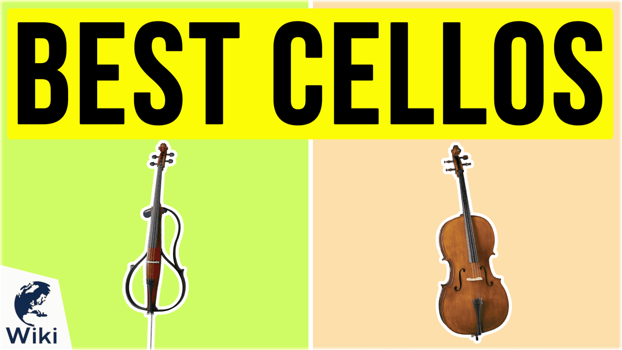10 Best Cellos