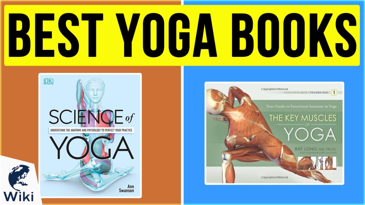 10 Best Yoga Books