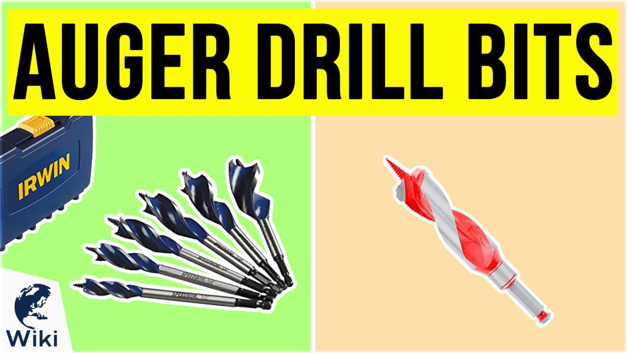 10 Best Auger Drill Bits