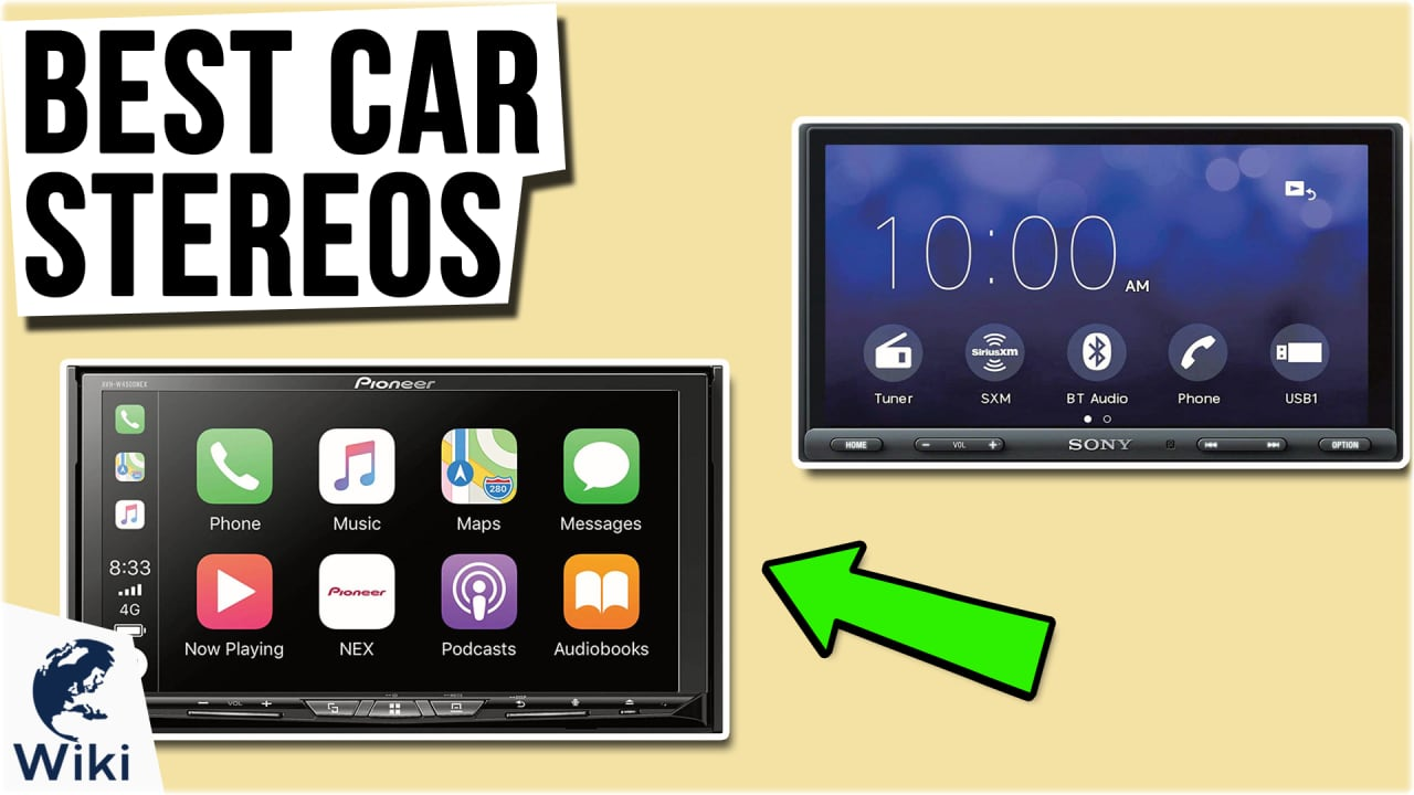 10 Best Car Stereos