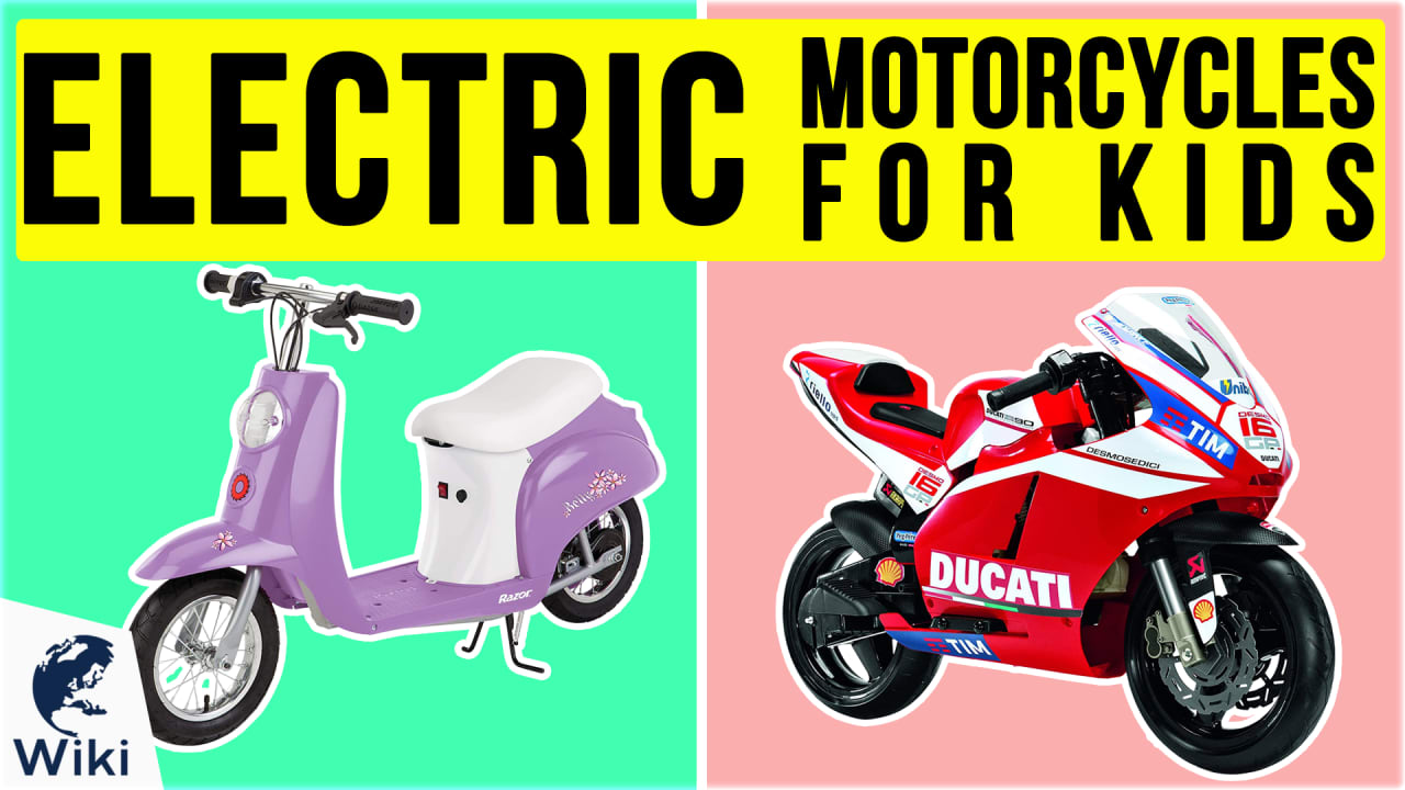 10 Best Electric Motorcycles For Kids