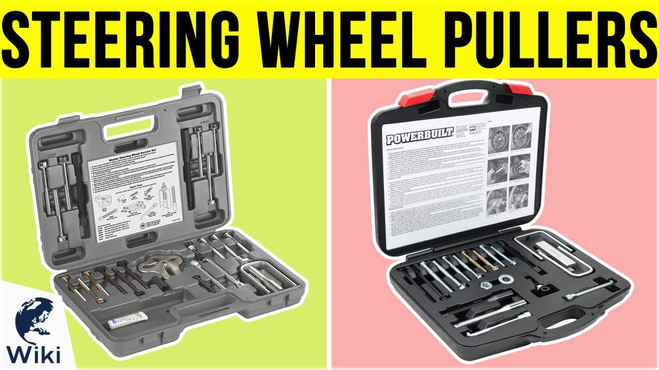 6 Best Steering Wheel Pullers