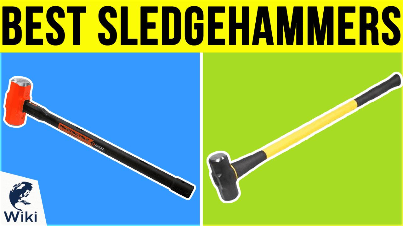 9 Best Sledgehammers
