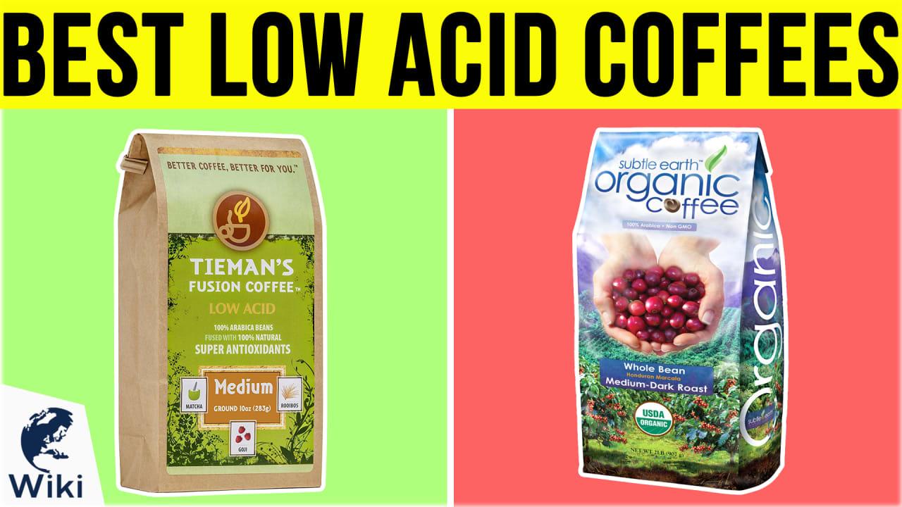 10 Best Low Acid Coffees