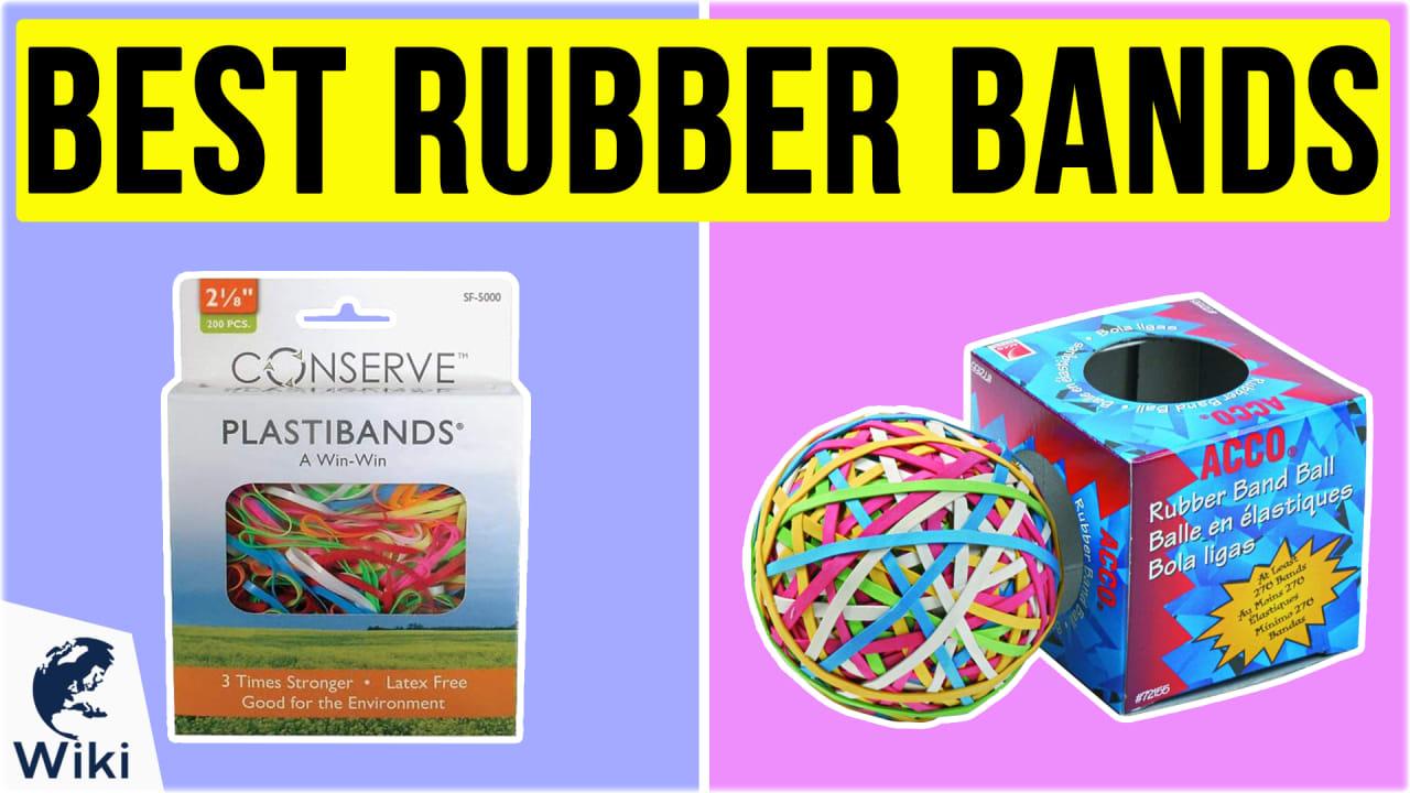 10 Best Rubber Bands