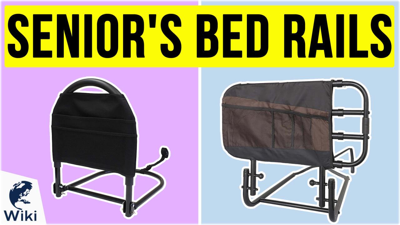 10 Best Senior's Bed Rails