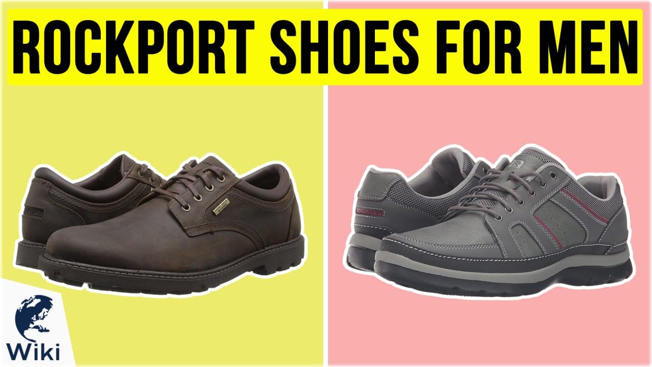 10 Best Rockport Shoes For Men