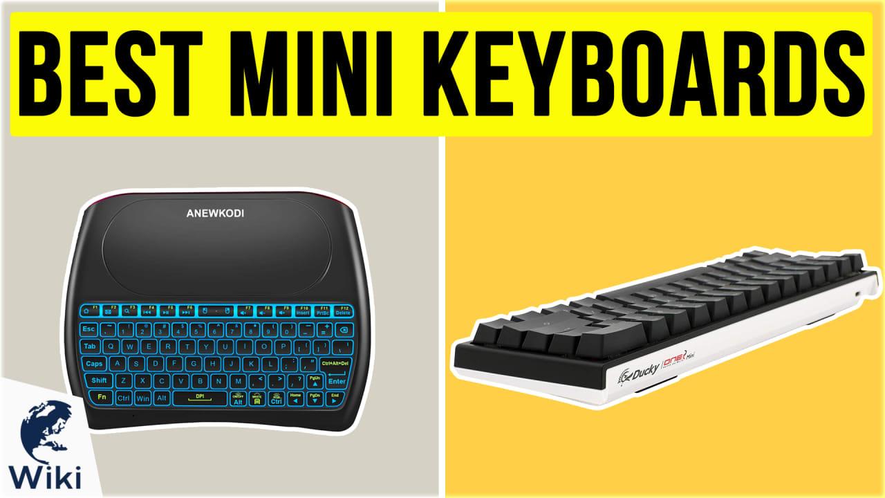 10 Best Mini Keyboards