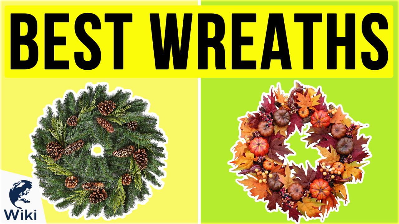 10 Best Wreaths