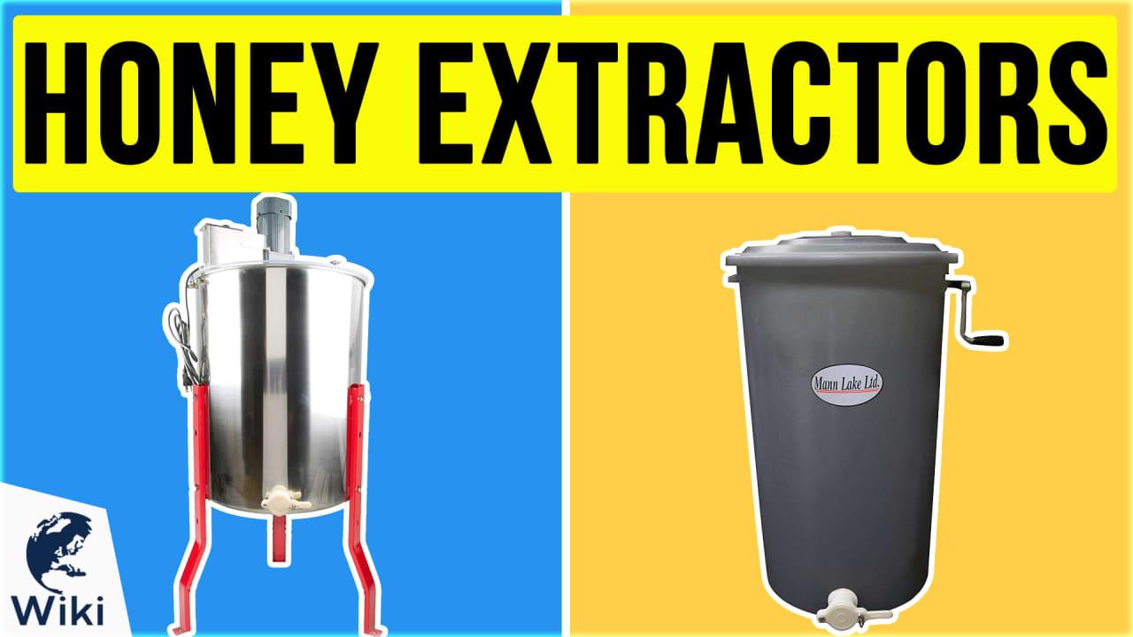 6 Best Honey Extractors