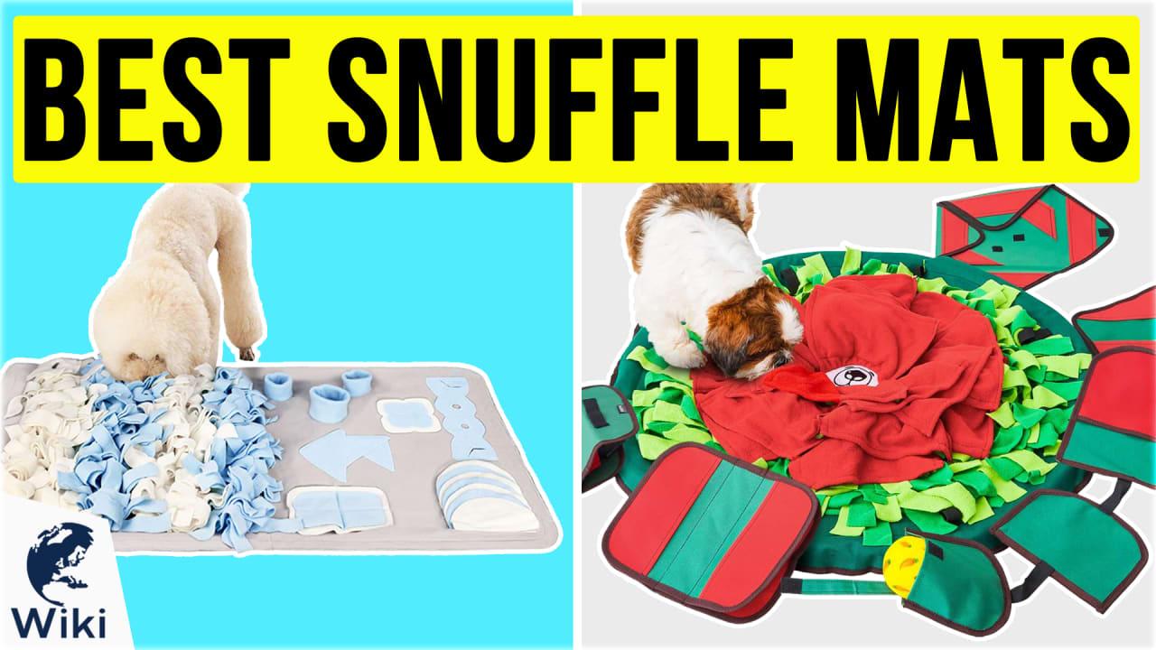 10 Best Snuffle Mats