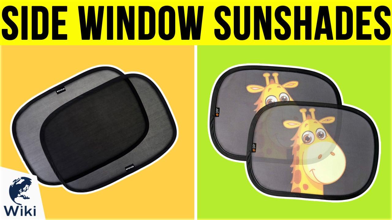10 Best Side Window Sunshades