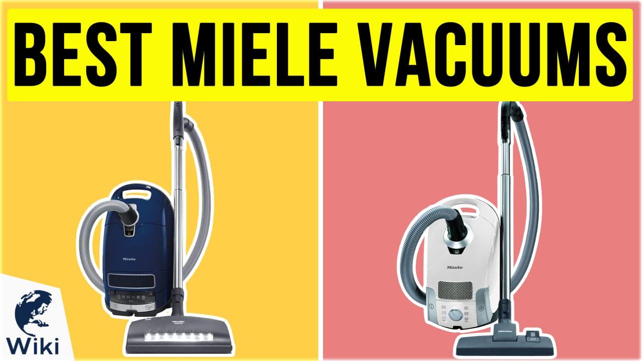 8 Best Miele Vacuums