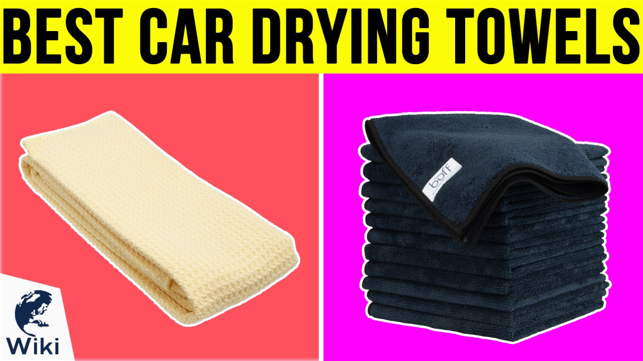10 Best Car Drying Towels