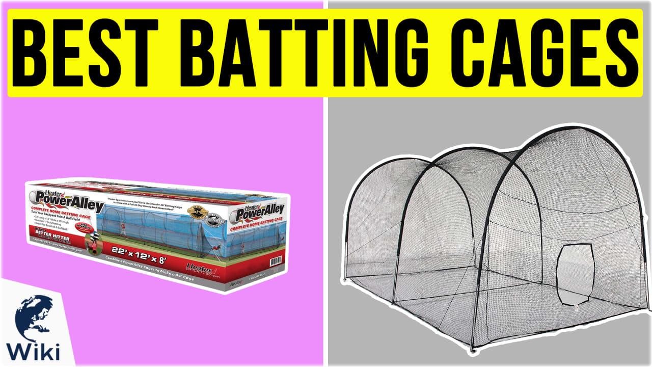 5 Best Batting Cages