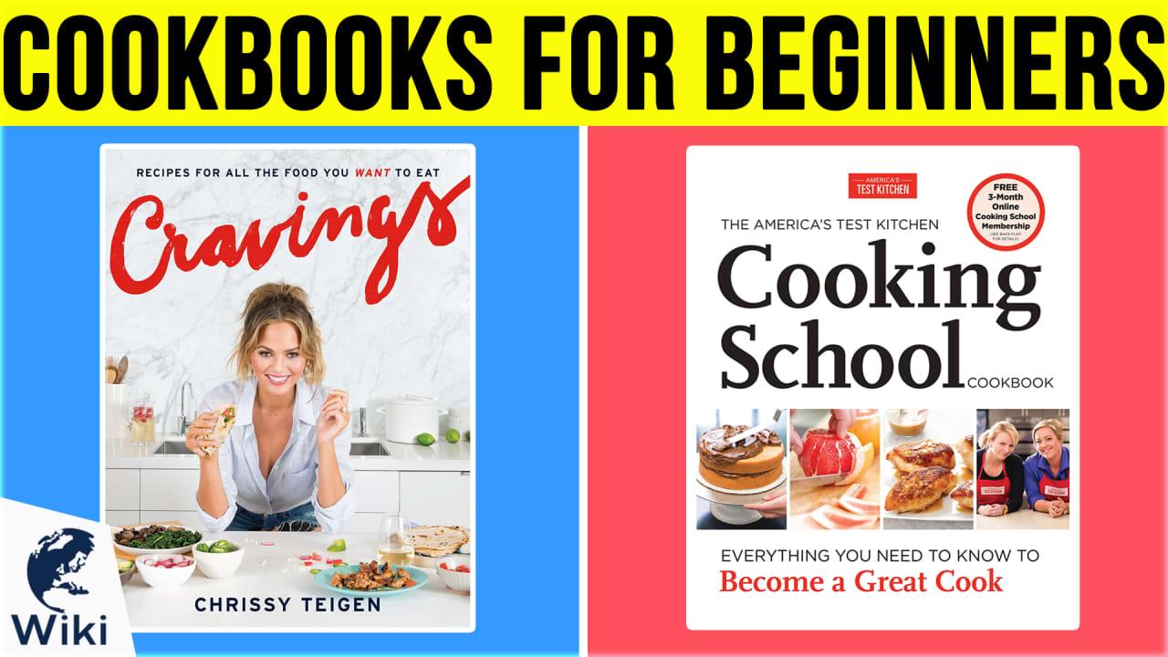 10 Best Cookbooks For Beginners