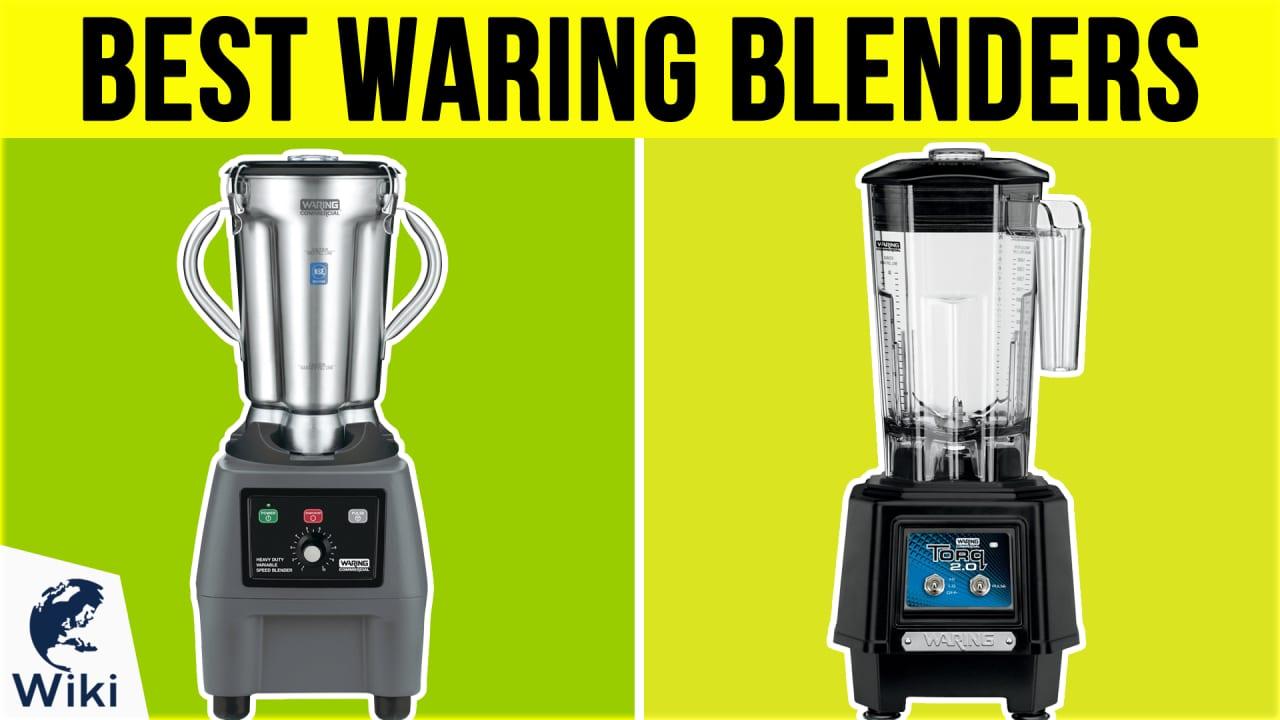 10 Best Waring Blenders