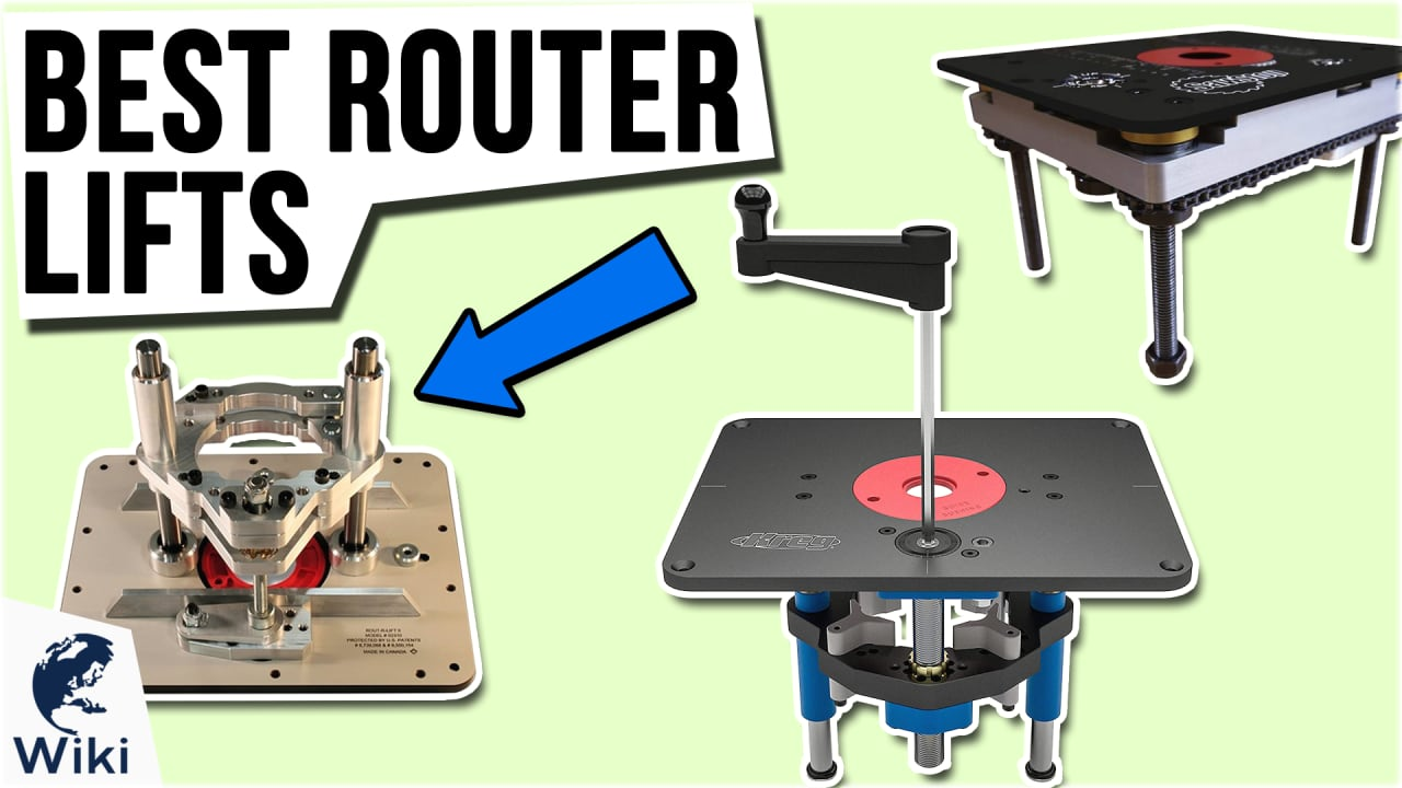10 Best Router Lifts
