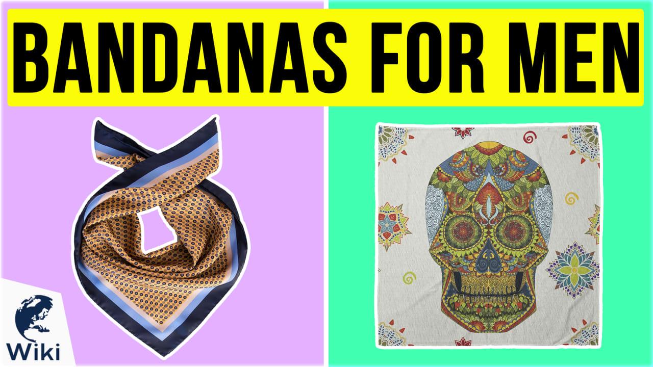 10 Best Bandanas For Men
