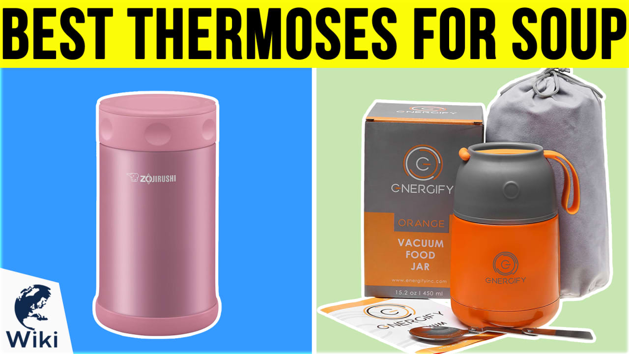 9 Best Thermoses For Soup