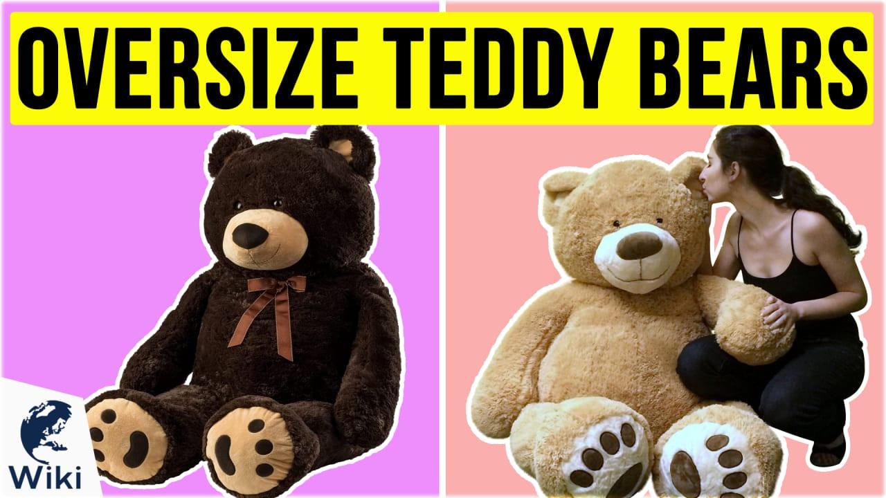10 Best Oversize Teddy Bears