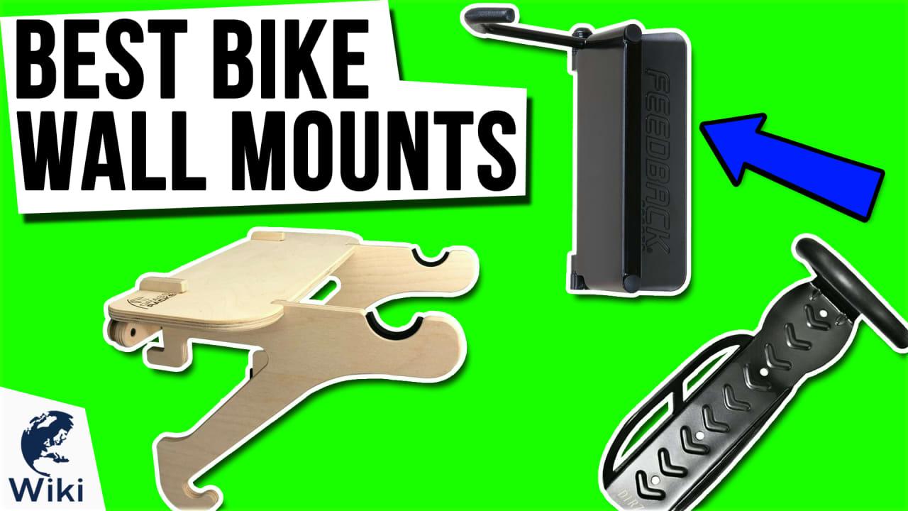 10 Best Bike Wall Mounts