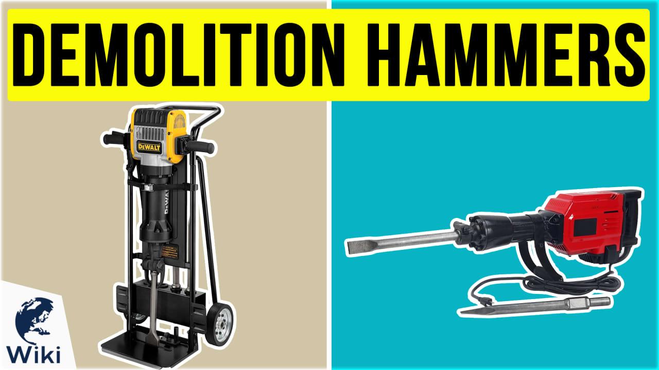 10 Best Demolition Hammers