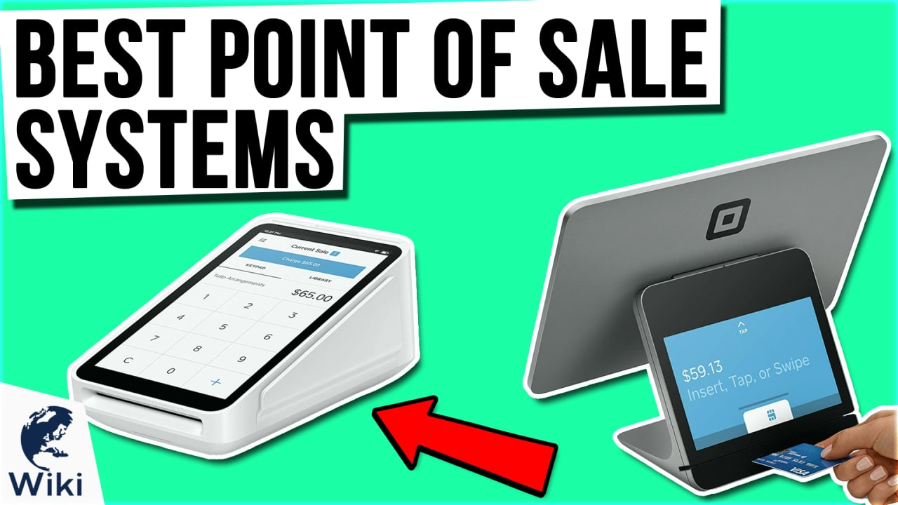 9 Best Point Of Sale Systems