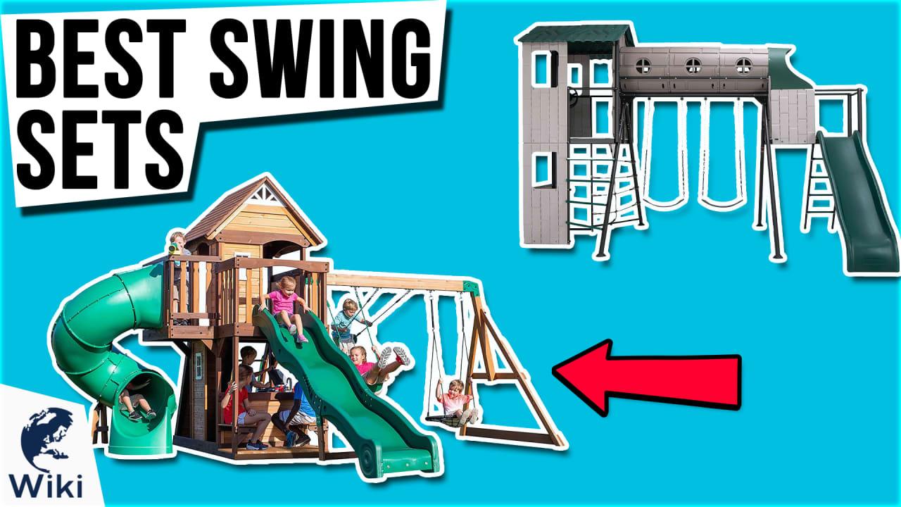 10 Best Swing Sets