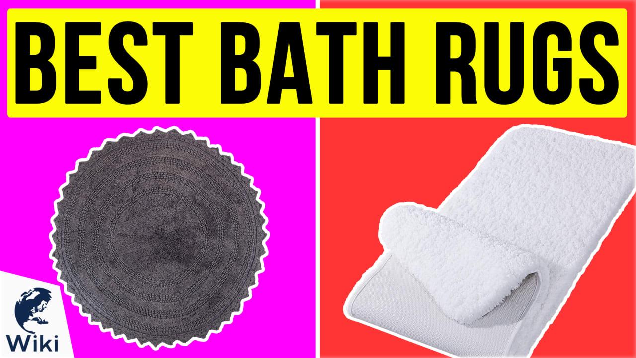 10 Best Bath Rugs