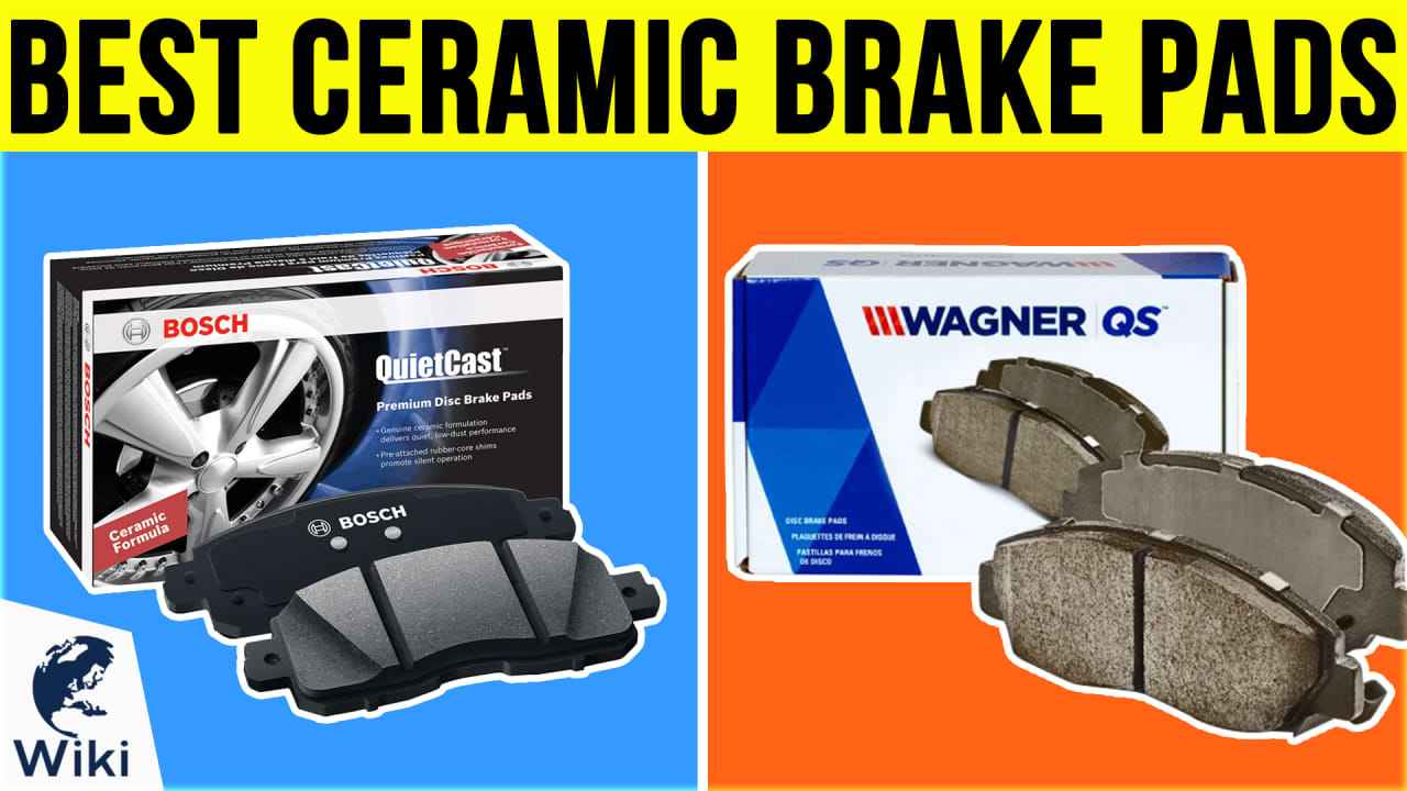 10 Best Ceramic Brake Pads