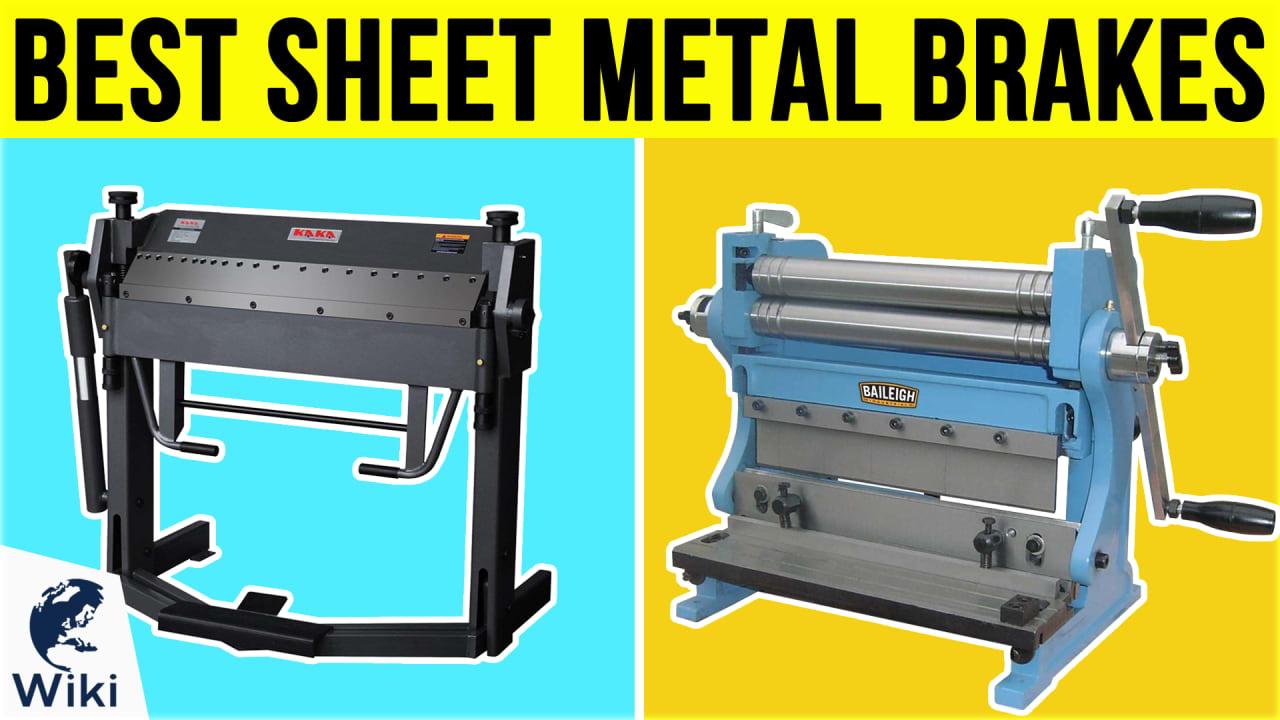 9 Best Sheet Metal Brakes