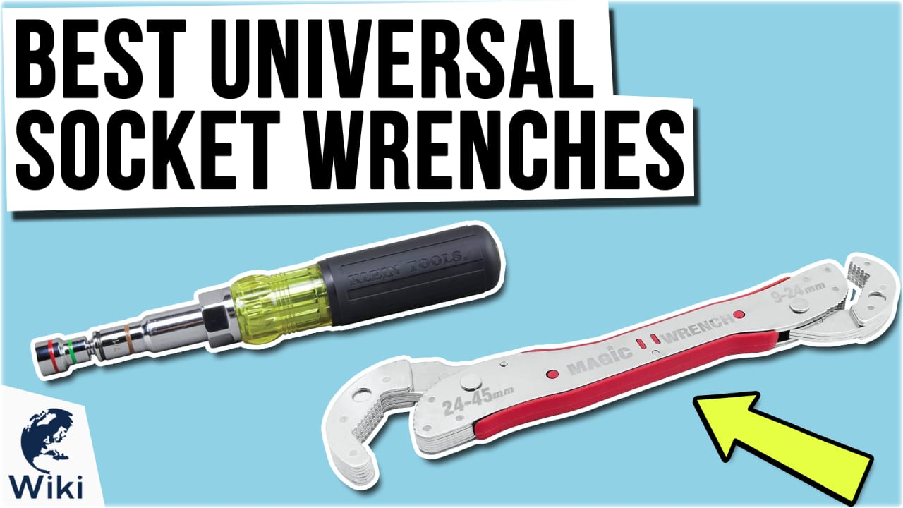 8 Best Universal Socket Wrenches