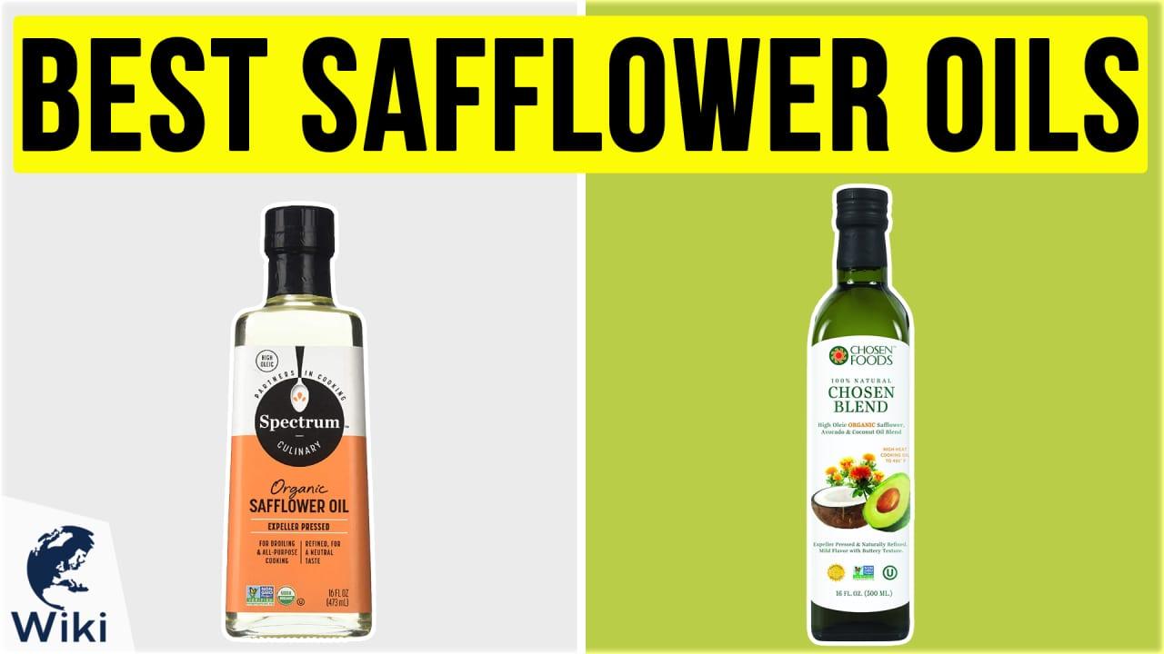 10 Best Safflower Oils
