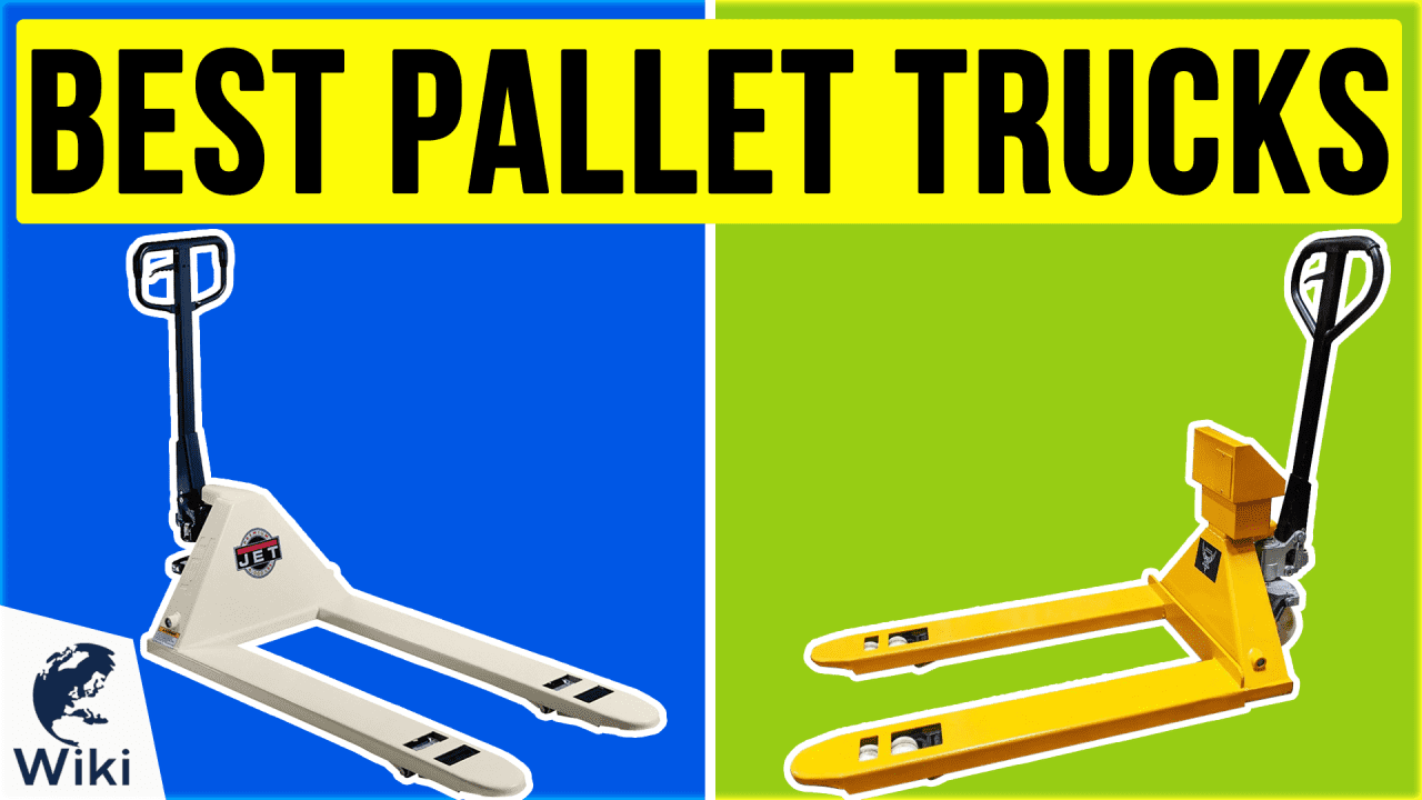 8 Best Pallet Trucks